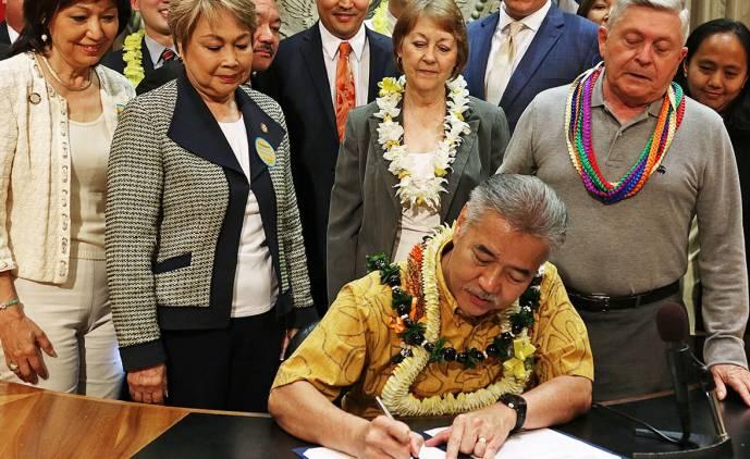 Le Hawaii legalizzano il suicidio medicalmente assistito