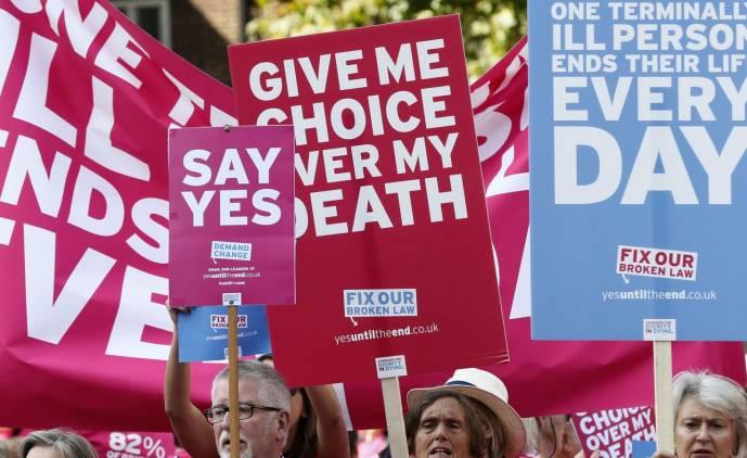 UK: nasce la prima coalizione per la legalizzazione dell'eutanasia