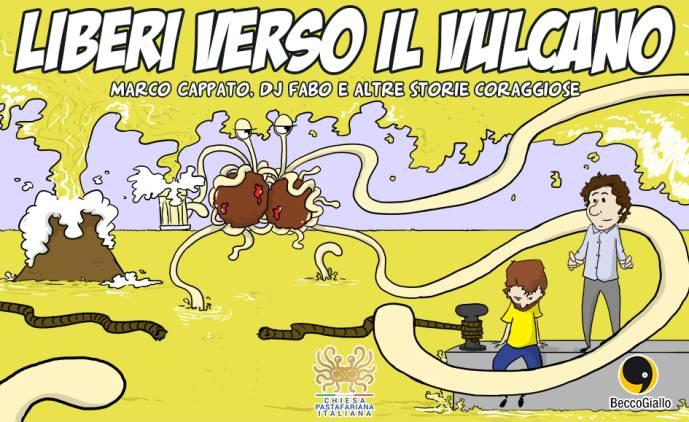 """""""Liberi verso il Vulcano"""". Un fumetto per parlare di fine vita"""