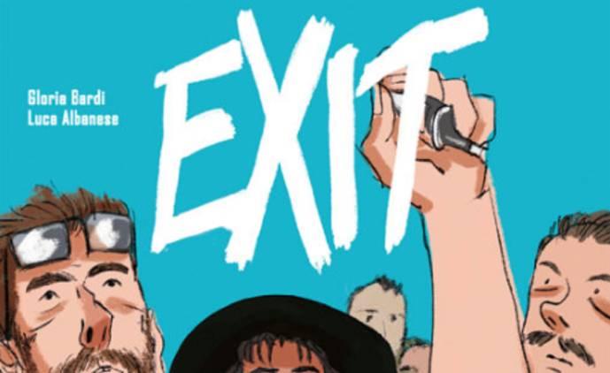 """""""Exit – Dossier sul fine vita"""", un fumetto per raccontare il fine vita in Italia"""