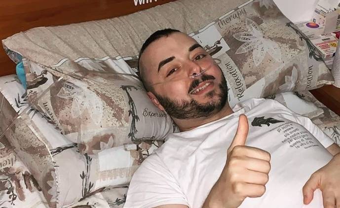 Giovanni Custodero, il portiere malato di cancro: «Da domani avrò la sedazione profonda»