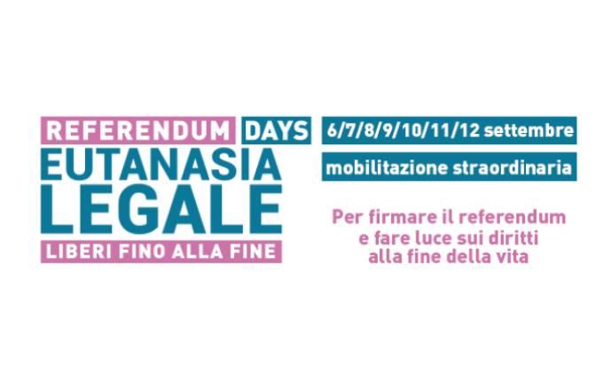 Dal 6 al 12 settembre, mobilitazione straordinaria in tutta Italia!