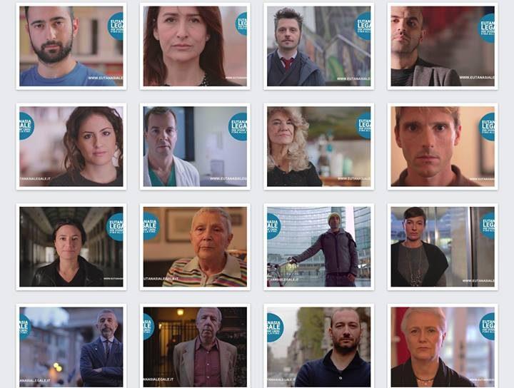Eutanasia: oltre un milione di visualizzazioni del videoappello per la legalizzazione