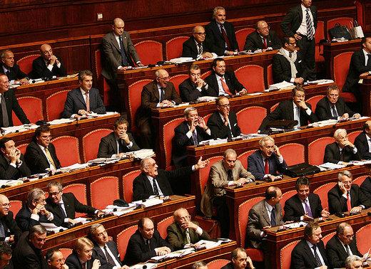 ecco chi sono i parlamentari che si sono fatti vivi