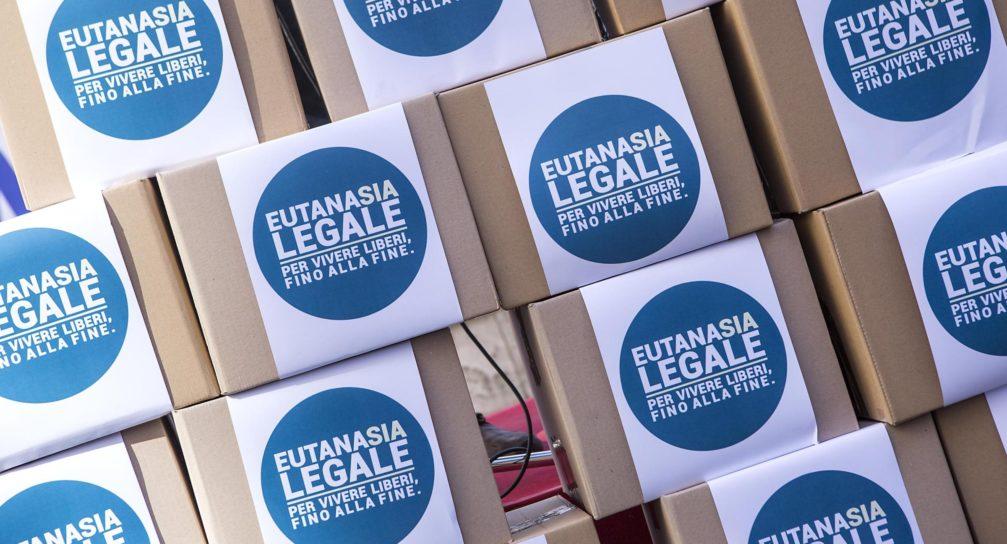 Il 14 settembre tutti a Roma per l'Eutanasia Legale!