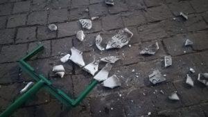 Distrutta la targa di Piergiorgio Welby a Roma