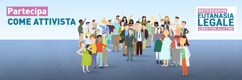 Dal 30 giugno parte la raccolta firme per il Referendum: partecipa!